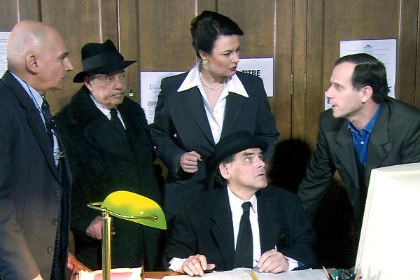 Grabuge ! : Photo Charles Berling, Jean-Paul Bonnaire, Jean-Pierre Mocky