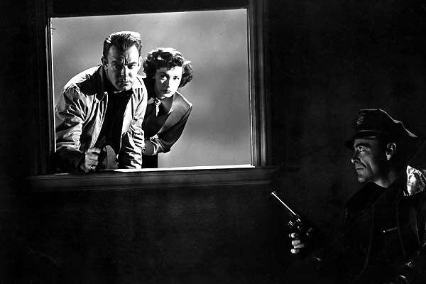 Marché de brutes : Photo Anthony Mann, Dennis O'Keefe, Marsha Hunt