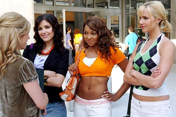 Nicole LaPlaca, Sophia Bush et Ashanti