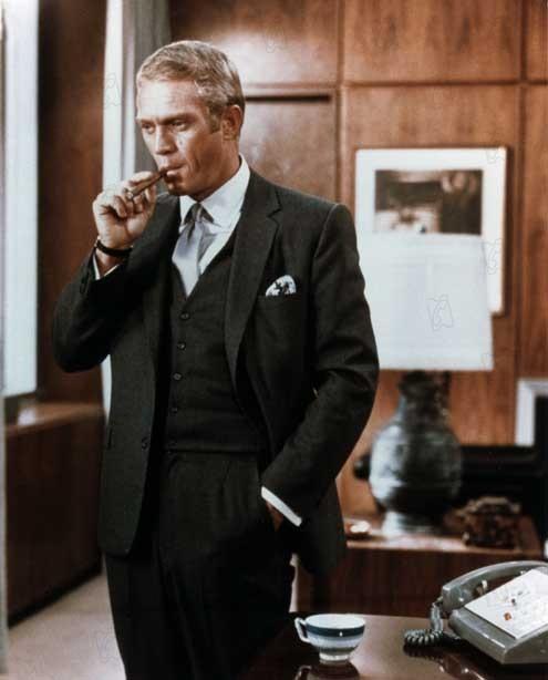 Photo de Steve McQueen - L'Affaire Thomas Crown : Photo Norman Jewison, Steve  McQueen - AlloCiné