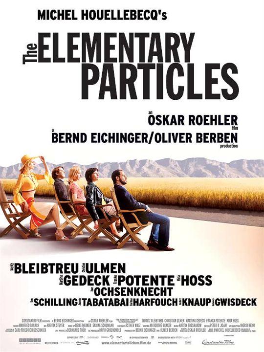 Les Particules élémentaires : Affiche Oskar Roehler