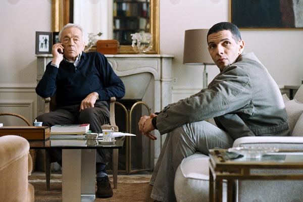Jean-Pierre Cassel et Roschdy Zem