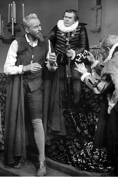 Don Quichotte : Photo Grigori Kozintsev, Nikolai Tcherkassov