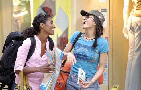Sara Martins et Elodie Yung