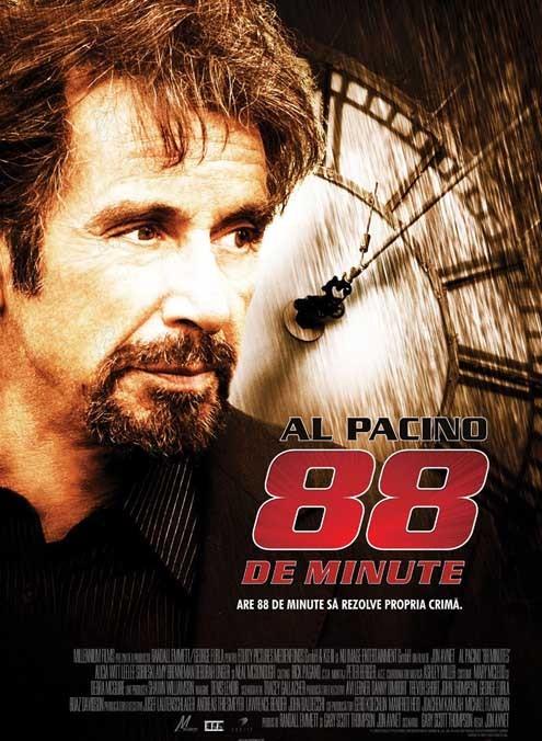 88 Minutes: Ben McKenzie, Jon Avnet, Al Pacino, Alicia Witt, Amy Brenneman, Leelee Sobieski, William Forsythe