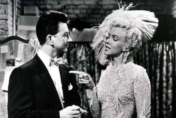 La Joyeuse Parade : Photo Donald O'Connor, Marilyn Monroe, Walter Lang