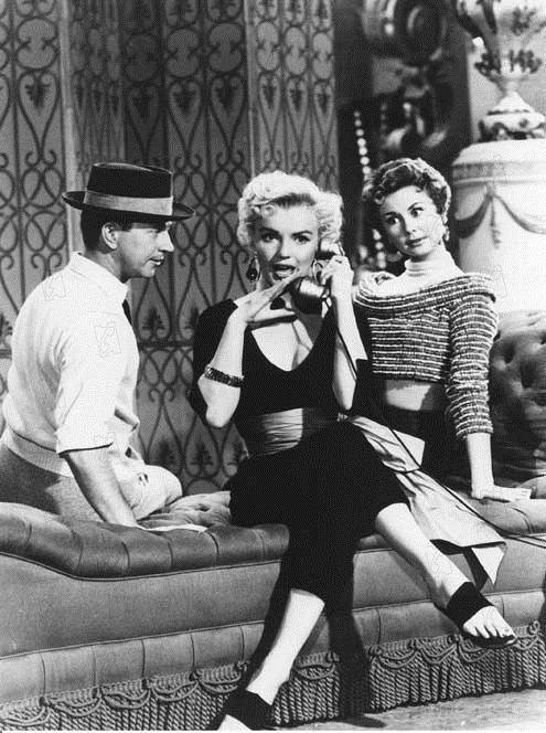 La Joyeuse Parade : Photo Marilyn Monroe, Mitzi Gaynor, Walter Lang