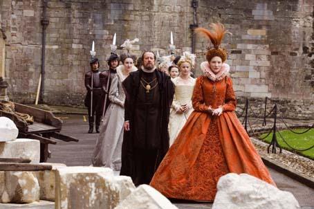 Elizabeth : l'âge d'or : Photo Cate Blanchett, Geoffrey Rush, Shekhar Kapur