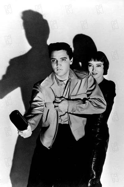 Bagarres au King Creole : Photo Elvis Presley, Michael Curtiz