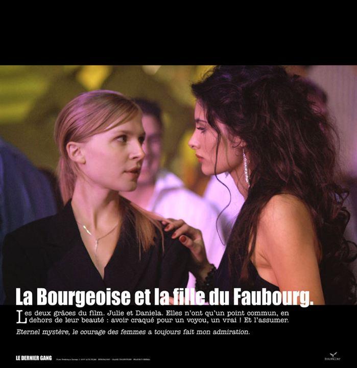 Le Dernier gang : Photo Ariel Zeitoun, Clémence Poésy, Gabriella Wright