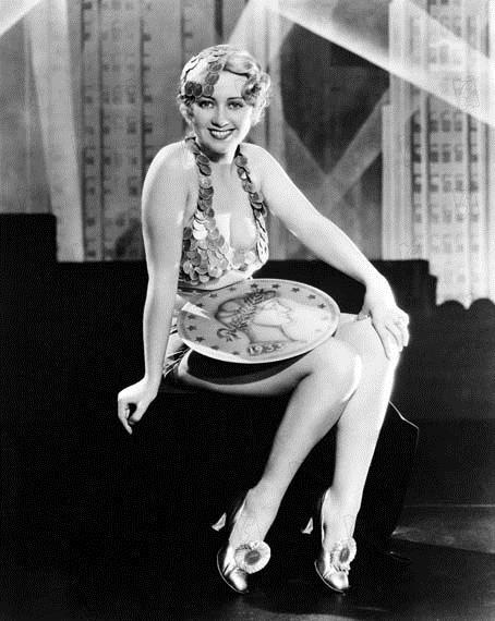 Chercheuses d'or de 1933 : Photo Joan Blondell, Mervyn LeRoy