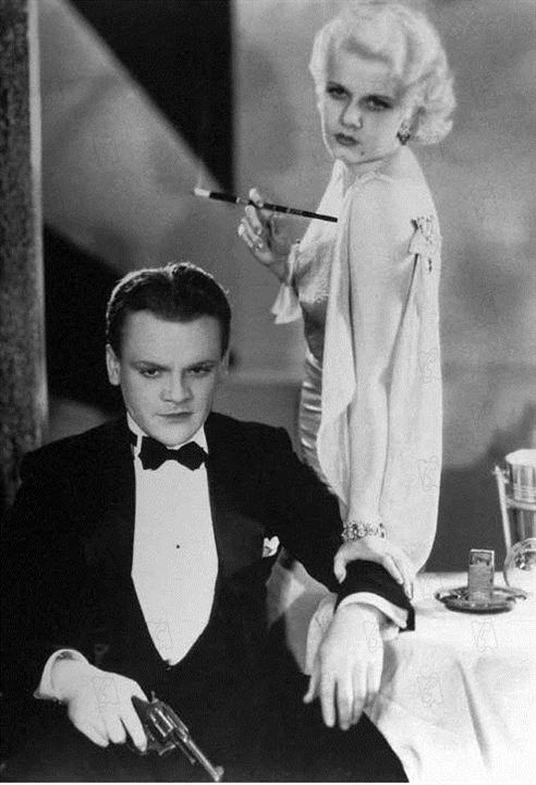 Jean Harlow et James Cagney