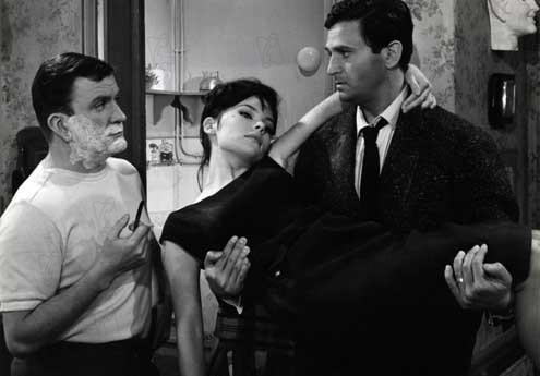 L'Affaire d'une nuit : Photo Henri Verneuil, Pascale Petit, Pierre Mondy, Roger Hanin
