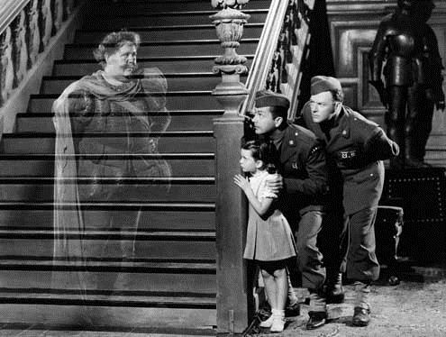 Le Fantôme de Canterville : Photo Charles Laughton, Jules Dassin, Margaret O'Brien, Robert Young
