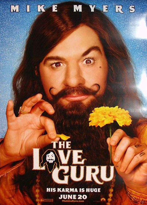 Love Gourou : Affiche Marco Schnabel, Mike Myers