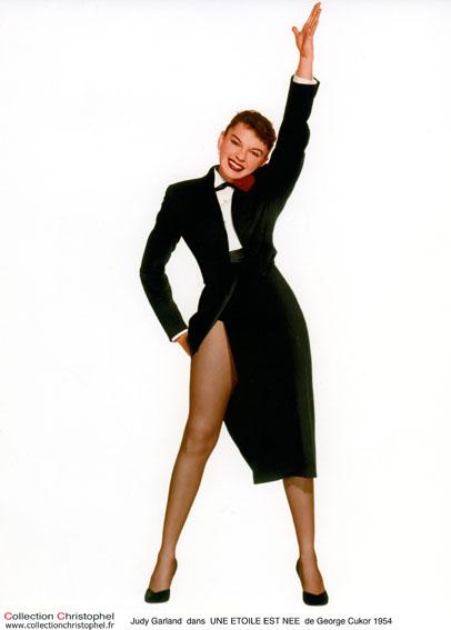 Une Étoile est née : Photo Judy Garland