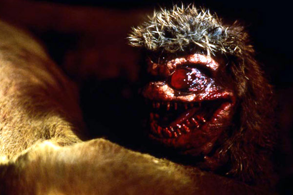 Critters 2: The Main Course : Photo Mick Garris