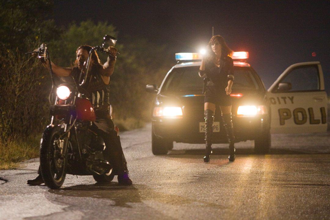 Danny Trejo & Jessica Alba