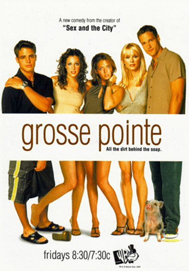 Grosse Pointe : Photo Al Santos, Bonnie Somerville, Irene Molloy, Kohl Sudduth, Lindsay Sloane