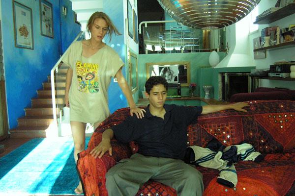 Antonia Liskova et Mounir Ouadi