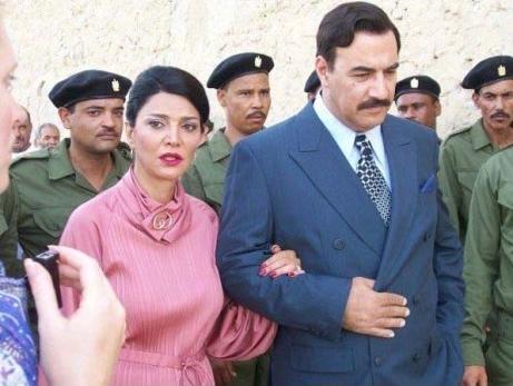 La maison Saddam : Photo Shohreh Aghdashloo, Yigal Naor