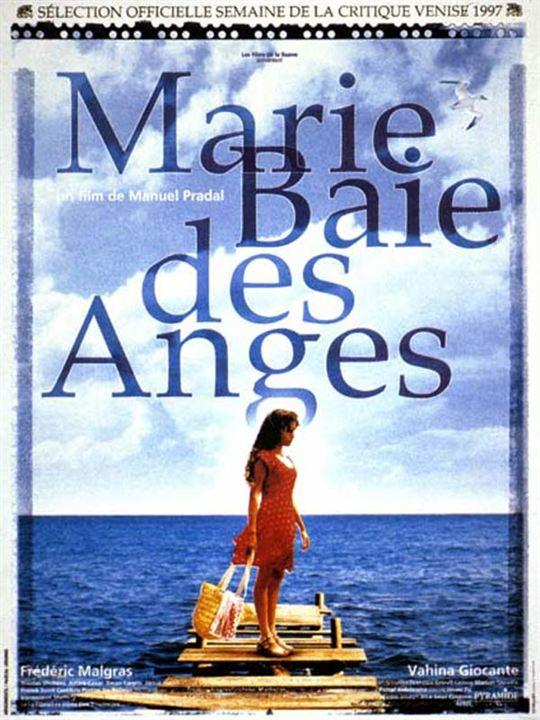 Marie Baie des Anges : Affiche Manuel Pradal