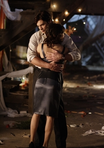 Smallville : Photo Kristin Kreuk, Tom Welling