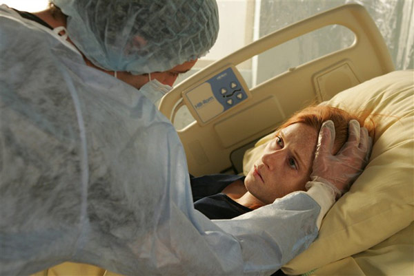 Équipe médicale d'urgence : Photo Audrey Fleurot, Frédéric Quiring