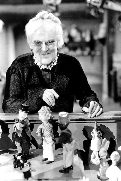 Les Poupées du diable : Photo Lionel Barrymore, Tod Browning
