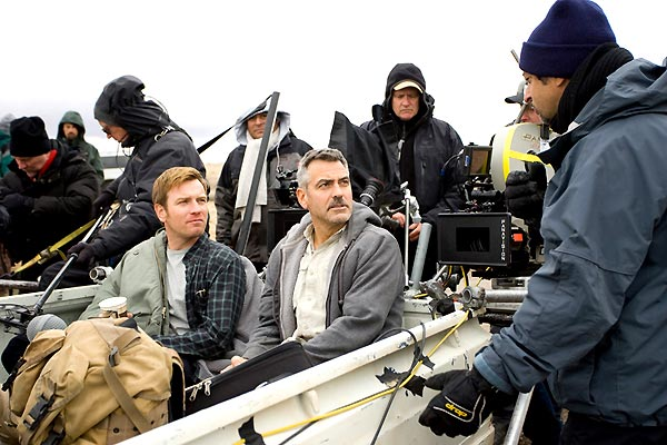 Ewan McGregor et George Clooney