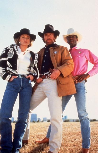 Walker, Texas Ranger : Photo Chuck Norris, Clarence Gilyard Jr., Sheree J. Wilson