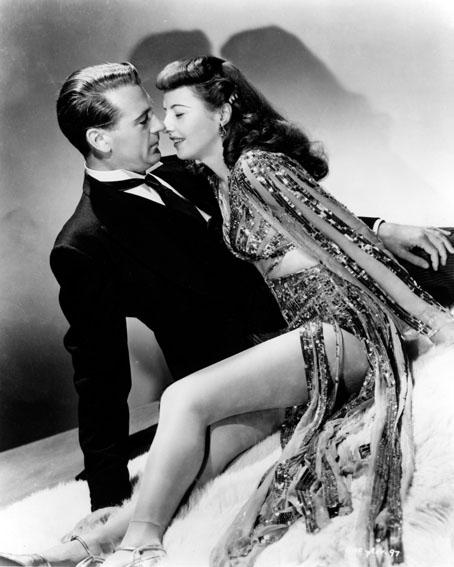 Boule de feu : Photo Barbara Stanwyck, Gary Cooper