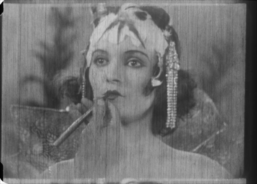 Metropolis: Brigitte Helm
