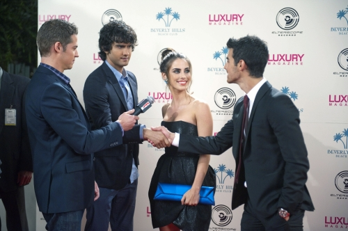 90210 Beverly Hills Nouvelle Génération : Photo Jessica Lowndes, Joe Jonas, Michael Steger