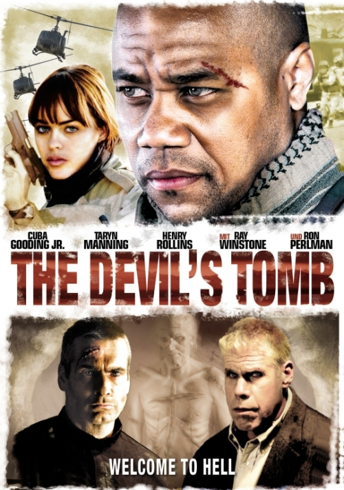 The Devil's Tomb : Affiche Brandon Fobbs, Franky G., Henry Rollins, Jason London, Mia Miller