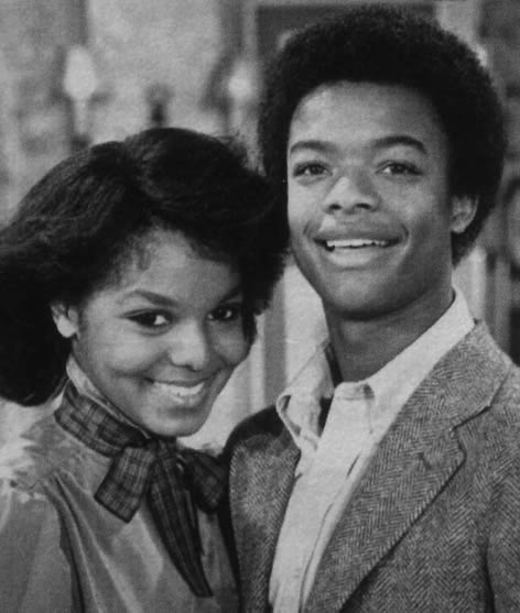 Arnold et Willy : Photo Janet Jackson, Todd Bridges