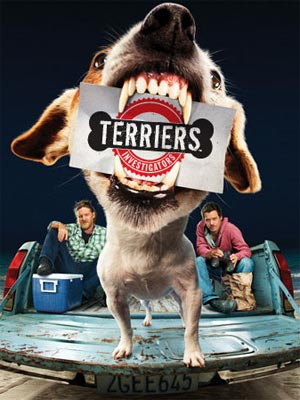 Terriers : Affiche