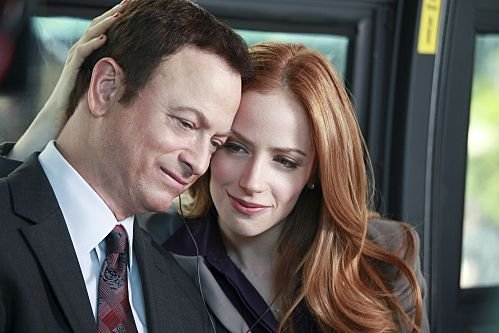Photo Gary Sinise, Jaime Ray Newman