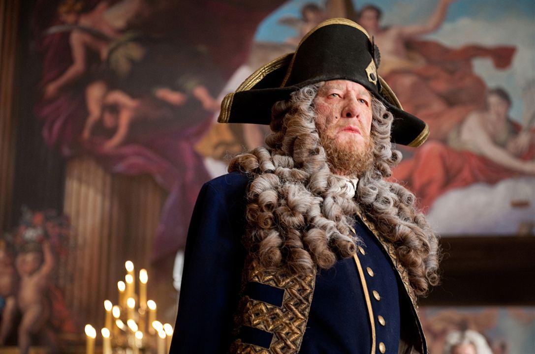 Pirates des Caraïbes : la Fontaine de Jouvence : Photo Geoffrey Rush
