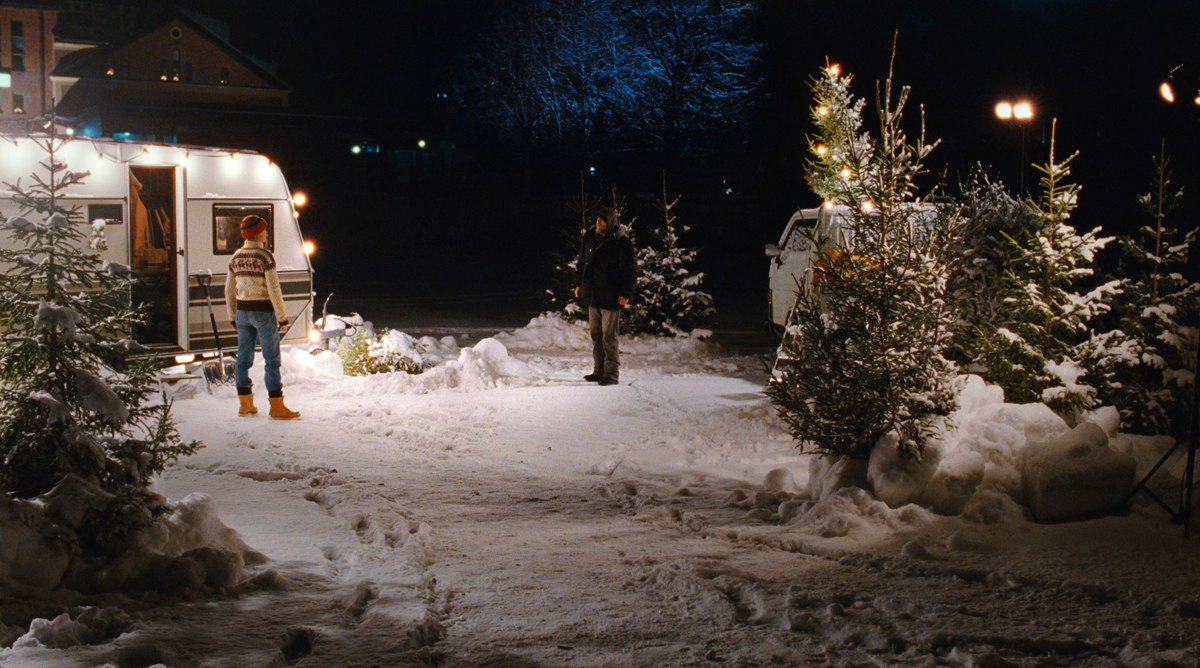 Home for Christmas : Photo Bent Hamer