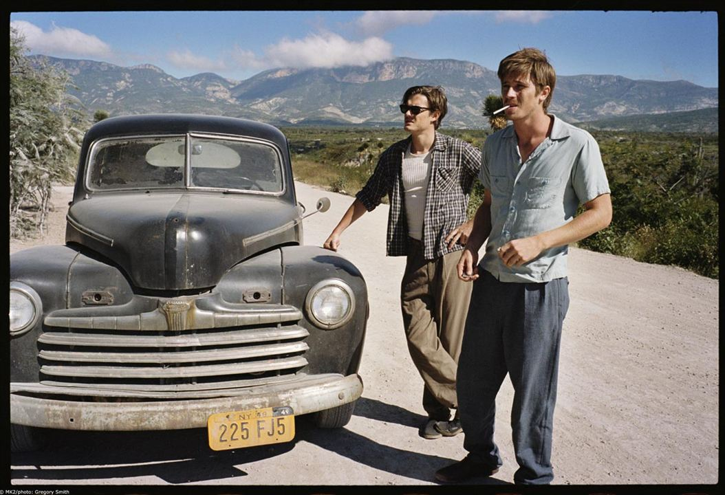 Sur la route : Photo Garrett Hedlund, Sam Riley, Walter Salles