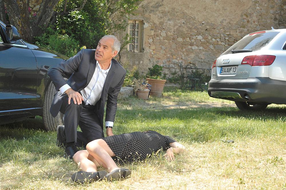 Photo Clémence Boué, Jérôme Anger