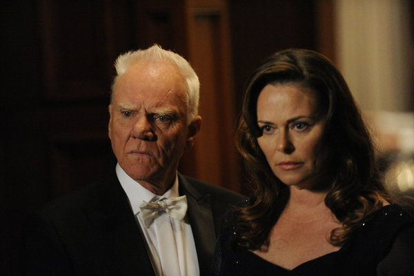 Photo Malcolm McDowell, Polly Walker