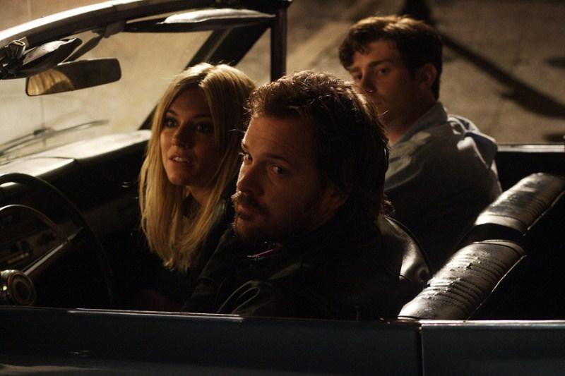 The Mysteries of Pittsburgh: Sienna Miller, Peter Sarsgaard, Jon Foster