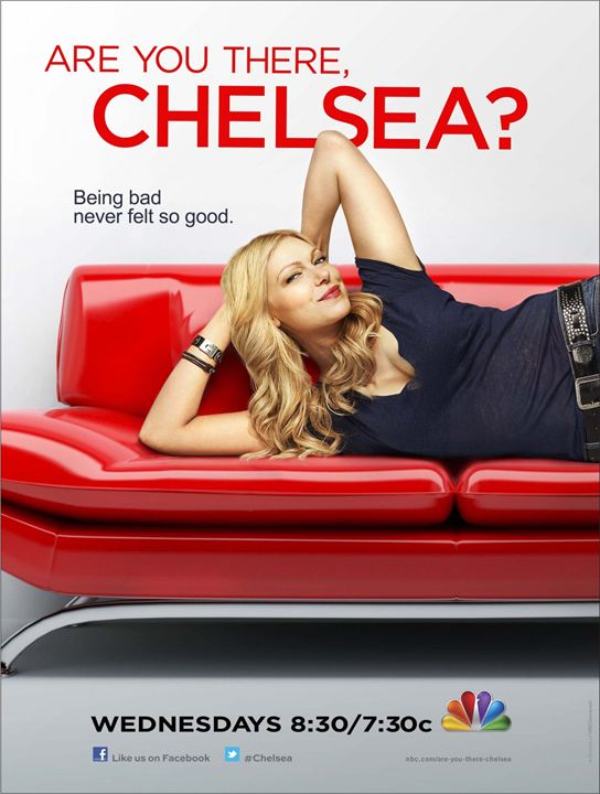 Are You There, Chelsea? : photo