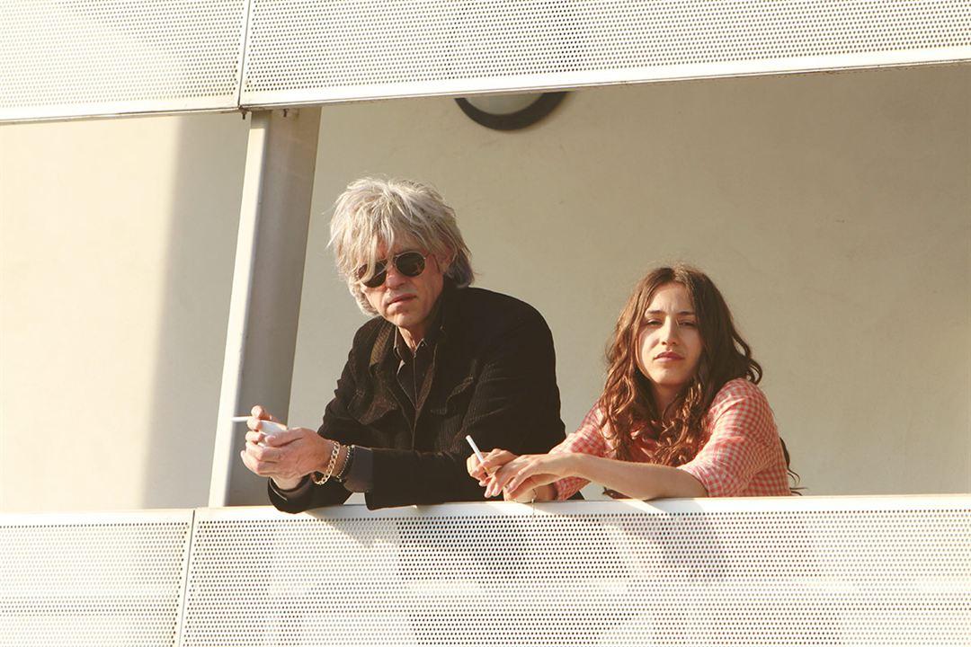 Mauvaise fille : Photo Bob Geldof, Izïa Higelin