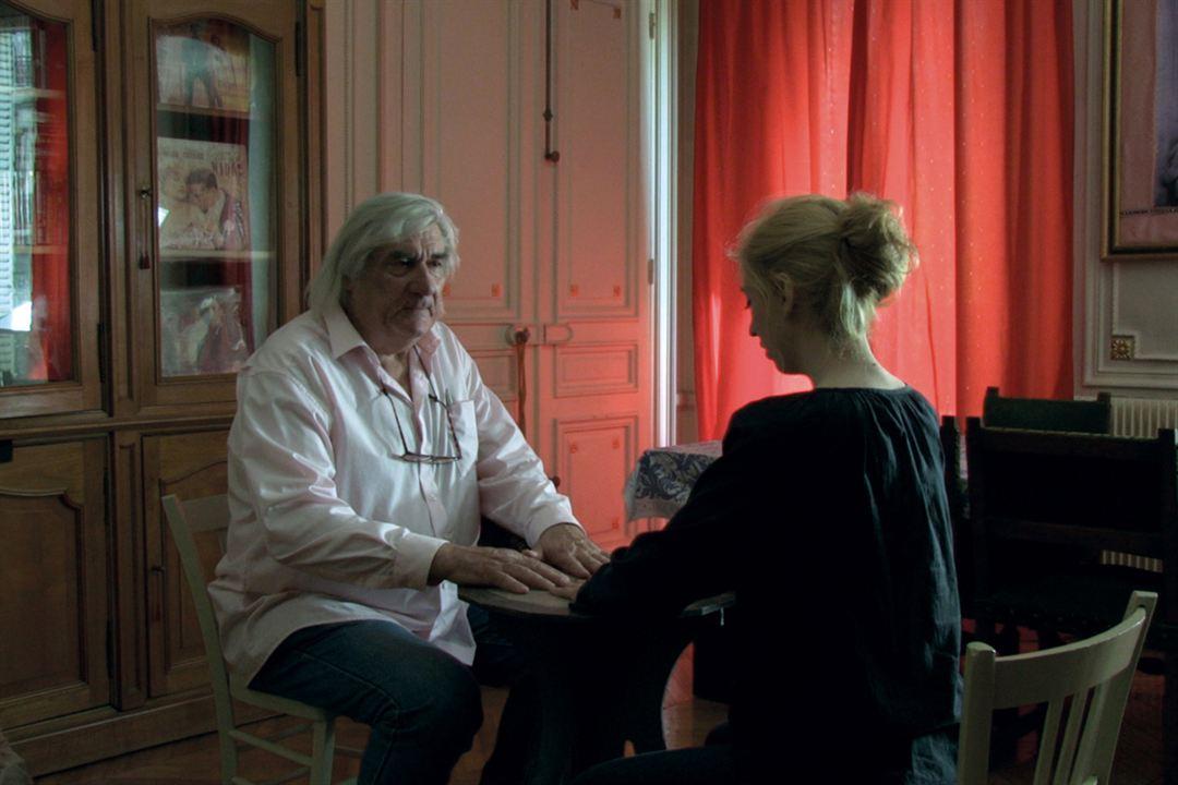 La Fille de nulle part : Photo Jean-Claude Brisseau, Virginie Legeay