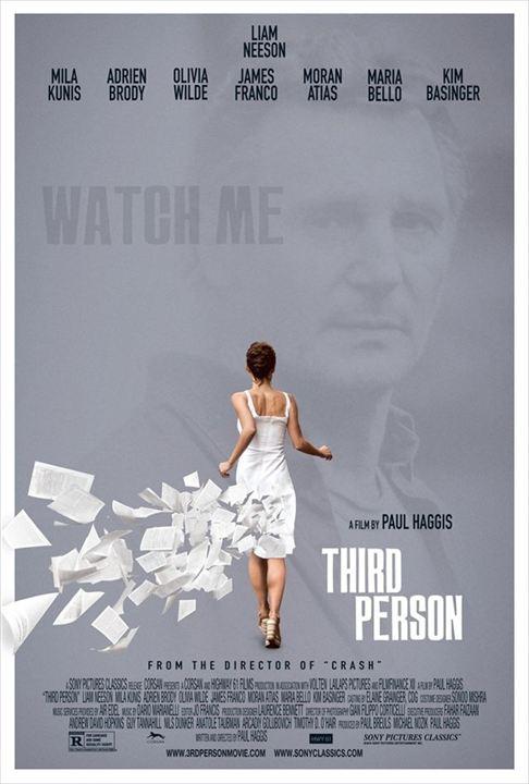 The Third Person -  Sortie prochainement