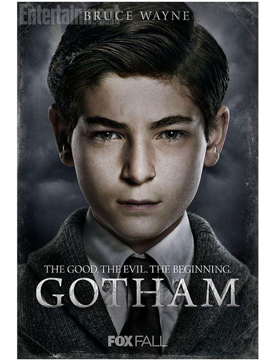 David Mazouz est Bruce Wayne