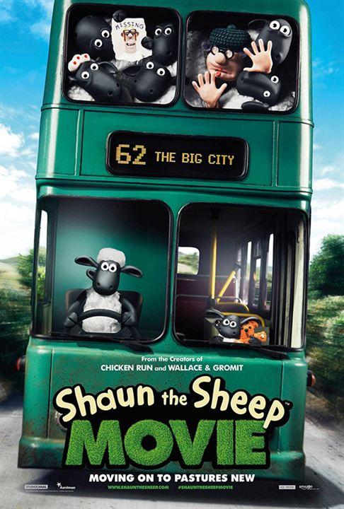 Shaun le mouton - Sortie le 1 avril 2015